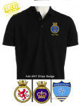 Unit Badge Polo - Official Licenced Product